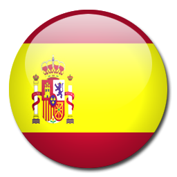 Button Flag Spain-256x256